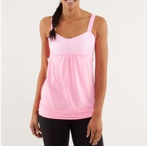 Lululemon Run: Back on Track Tank